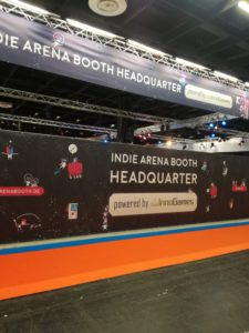 Indie Booth Arena