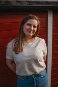 Rebecca Jung, die Sprecherin von KiO Youth